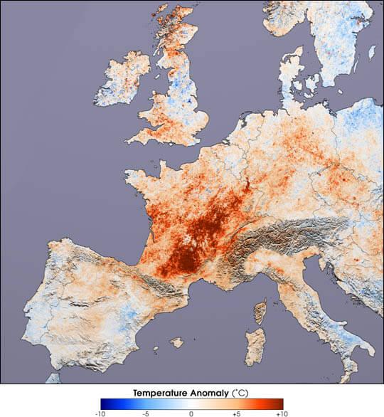 avrupa-sicaklik-haritasi