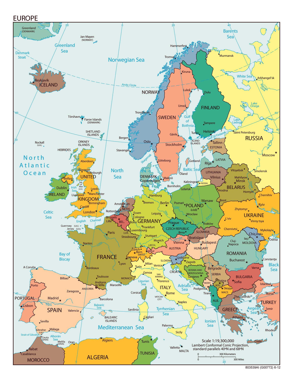 avrupa-ulkeler-haritasi